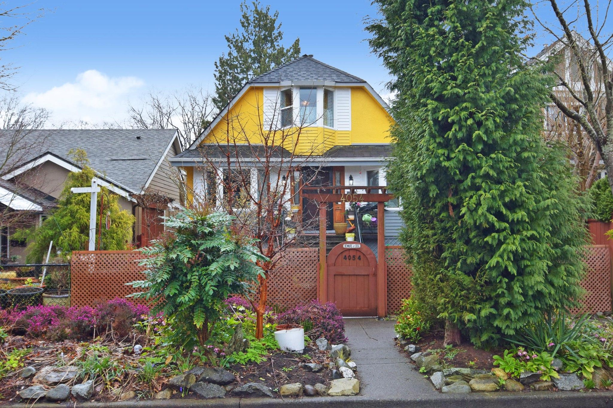 Main Photo: 4054 W 31ST Avenue in Vancouver: Dunbar House for sale (Vancouver West)  : MLS®# R2556592