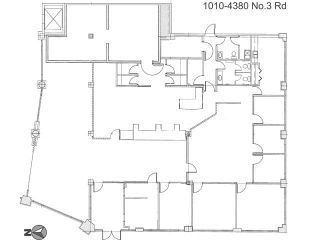 Photo 2: 1010 4380 NO. 3 Road in Richmond: West Cambie Office for sale : MLS®# C8036246