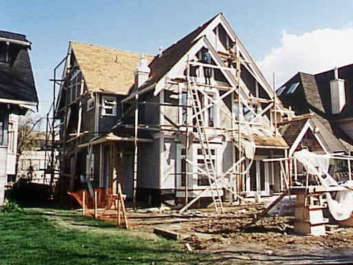 Main Photo: 2037 W 13TH AVENUE in : Kitsilano 1/2 Duplex for sale : MLS®# V029832