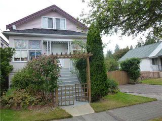 Photo 1: 4893 QUEBEC STREET in Vancouver: Main House for sale (Vancouver East)  : MLS®# R2012917