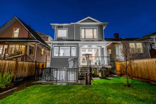 Photo 39: 4345 PRINCE ALBERT Street in Vancouver: Fraser VE House for sale (Vancouver East)  : MLS®# R2529703