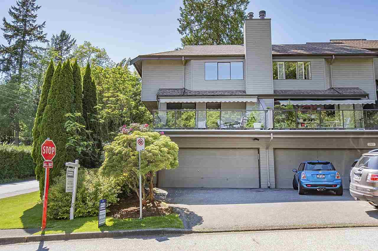 Main Photo: 2105 BANBURY Road in North Vancouver: Deep Cove Townhouse for sale : MLS®# R2589349