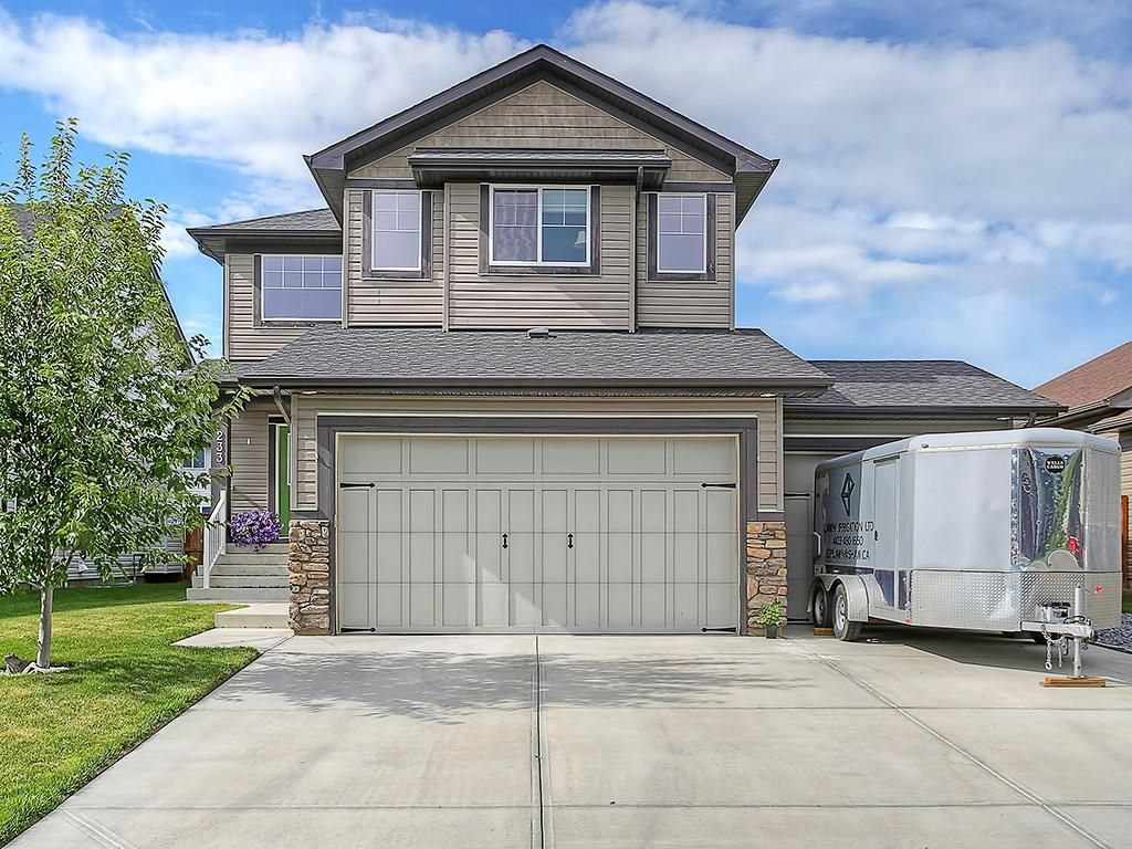 Main Photo: 233 RANCH Close: Strathmore House for sale : MLS®# C4125191