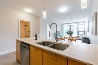 """Photo 4: 608 301 CAPILANO Road in Port Moody: Port Moody Centre Condo for sale in """"Residences at Suterbrook"""" : MLS®# R2484764"""