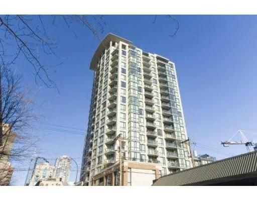 Main Photo: # 705 1082 SEYMOUR ST in Vancouver: Condo for sale : MLS®# V700240