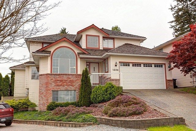 """Main Photo: 1226 GATEWAY Place in Port Coquitlam: Citadel PQ House for sale in """"CITADEL HEIGHTS"""" : MLS®# R2114236"""