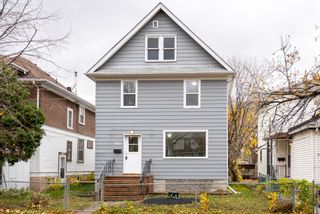 Photo 1: 682 Banning Street in Winnipeg: West End House for sale (5C)  : MLS®# 202025519