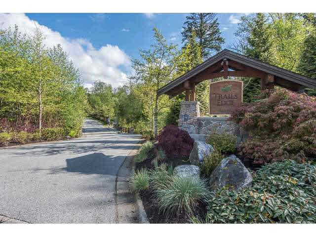 """Photo 20: Photos: 75 24185 106B Avenue in Maple Ridge: Albion Townhouse for sale in """"TRAILS EDGE"""" : MLS®# V1121758"""