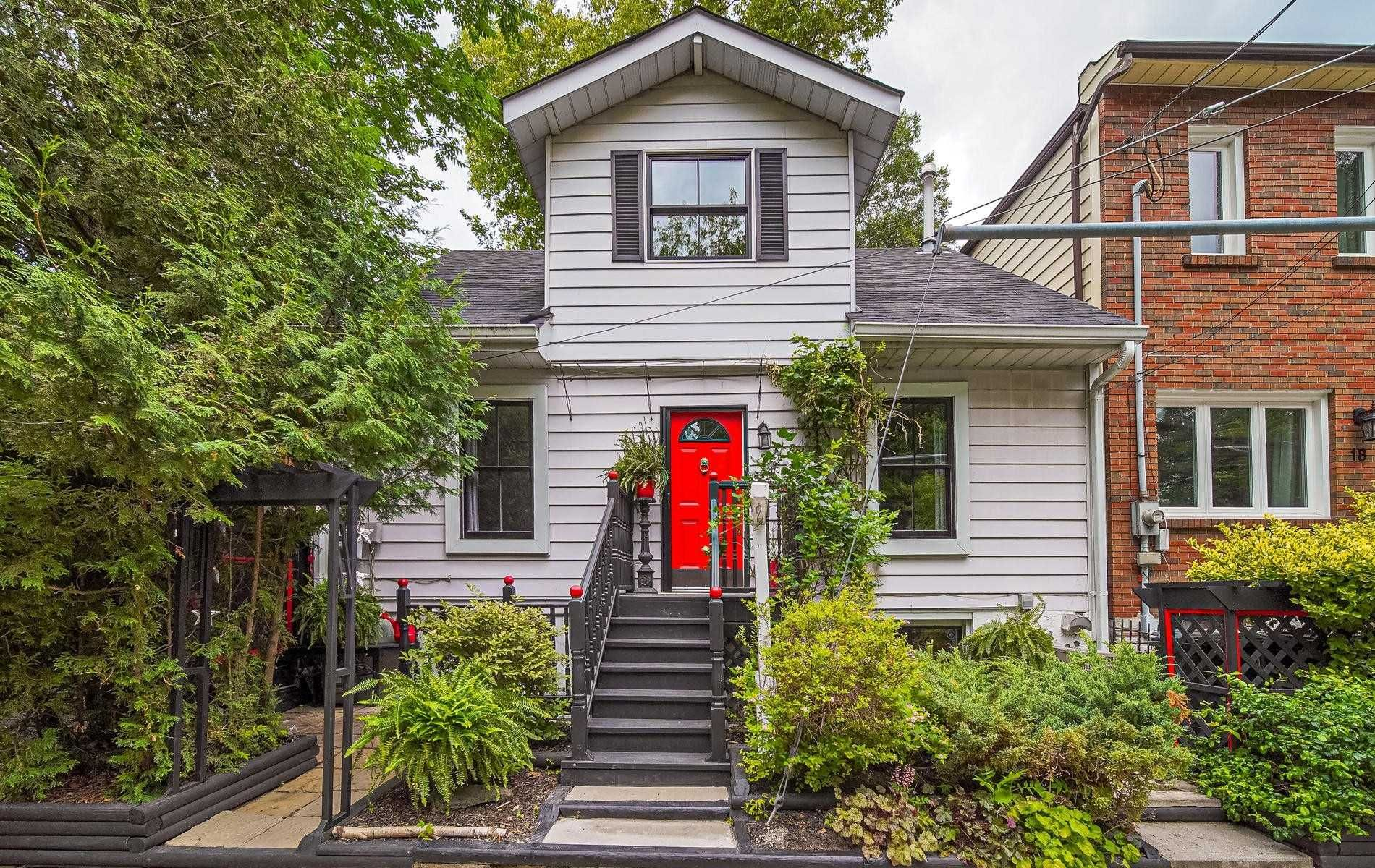 Main Photo: 14 Wardell Street in Toronto: South Riverdale House (2-Storey) for sale (Toronto E01)  : MLS®# E4847681