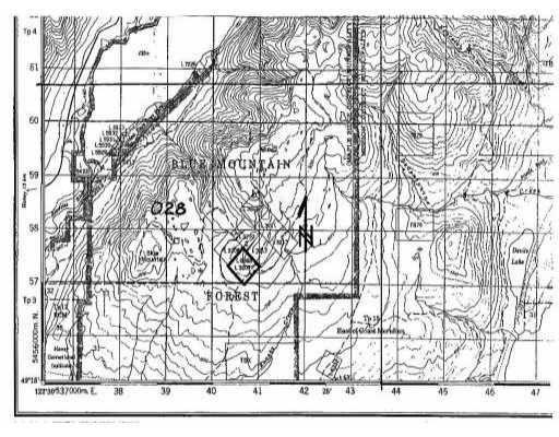 FEATURED LISTING: BLUE MOUNTAIN (51 AC) ST Maple Ridge