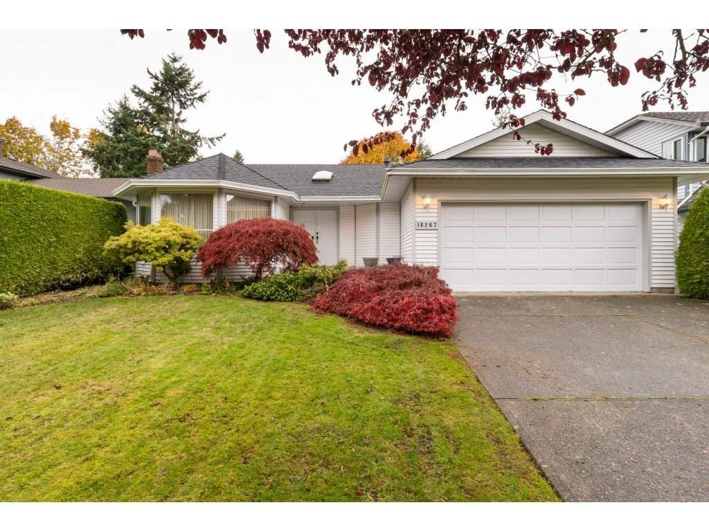 """Main Photo: 16267 11A Avenue in Surrey: King George Corridor House for sale in """"McNALLY CREEK"""" (South Surrey White Rock)  : MLS®# R2217205"""