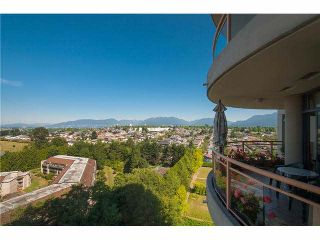 """Photo 14: 1406 4425 HALIFAX Street in Burnaby: Brentwood Park Condo for sale in """"POLARIS"""" (Burnaby North)  : MLS®# V1078745"""