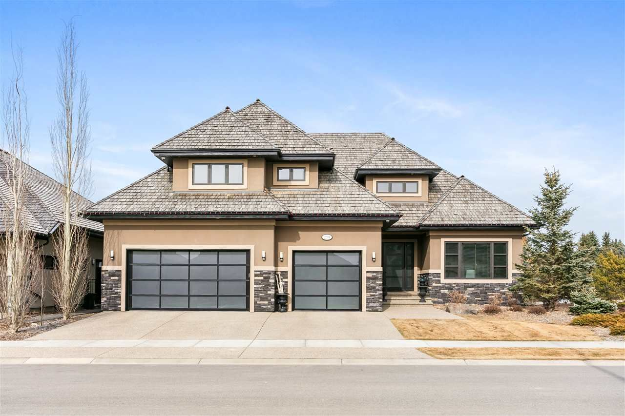 Main Photo: 2791 WHEATON Drive in Edmonton: Zone 56 House for sale : MLS®# E4236899