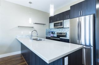 """Photo 2: 309 5665 177B Street in Surrey: Cloverdale BC Condo for sale in """"Lingo"""" (Cloverdale)  : MLS®# R2248564"""