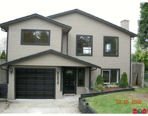 "Main Photo: 2836 WOODLAND Court in Langley: Willoughby Heights House for sale in ""WILLOUGBY HEIGHTS"" : MLS®# F2909275"