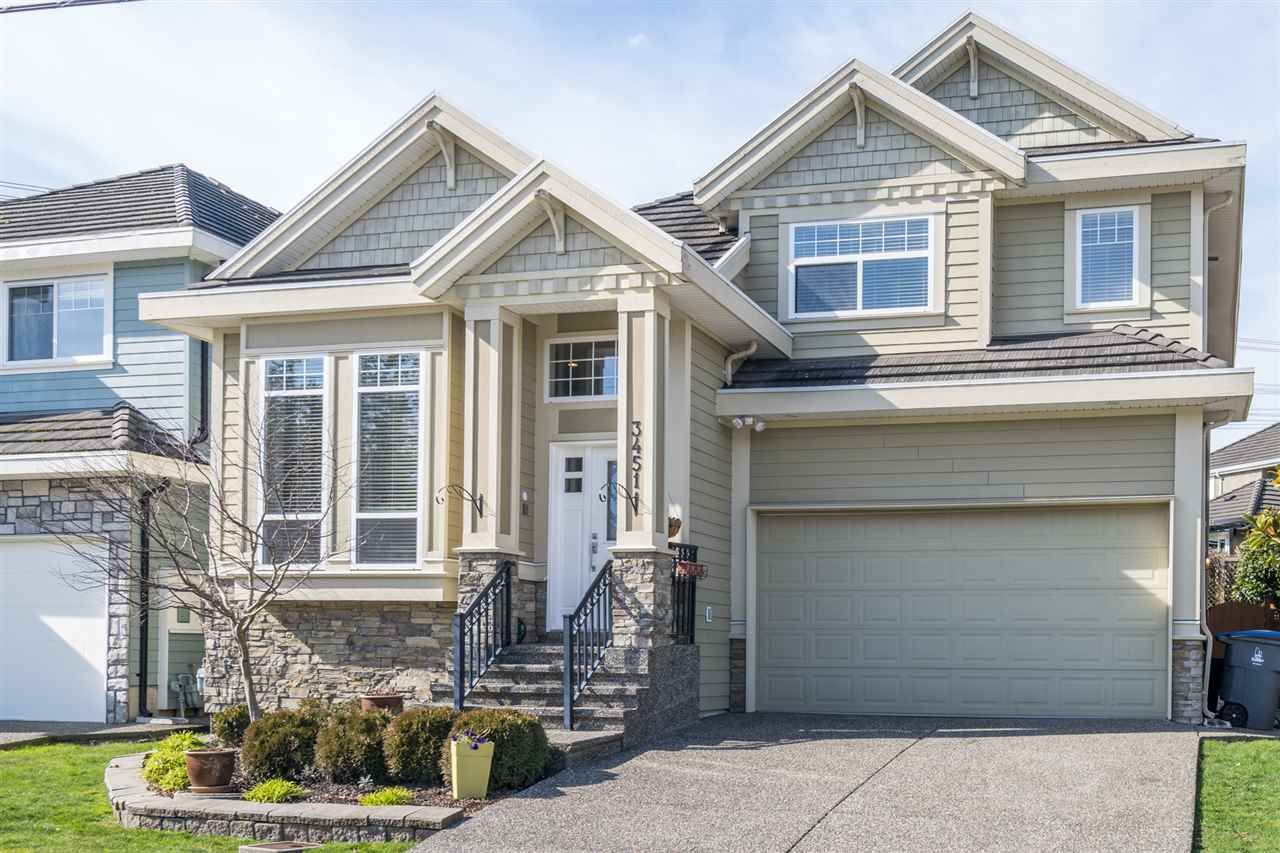 """Main Photo: 3451 150 Street in Surrey: Morgan Creek House for sale in """"Rosemary West"""" (South Surrey White Rock)  : MLS®# R2547008"""