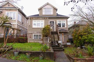 Photo 1: 513 MCDONALD Street in New Westminster: The Heights NW House for sale : MLS®# R2539165