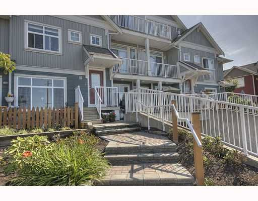 Main Photo: 3 6300 LONDON Road in Richmond: Steveston South Townhouse for sale : MLS®# V776905