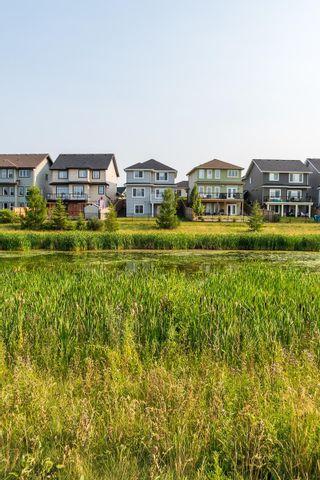 Photo 40: 15820 13 Avenue in Edmonton: Zone 56 House for sale : MLS®# E4254692