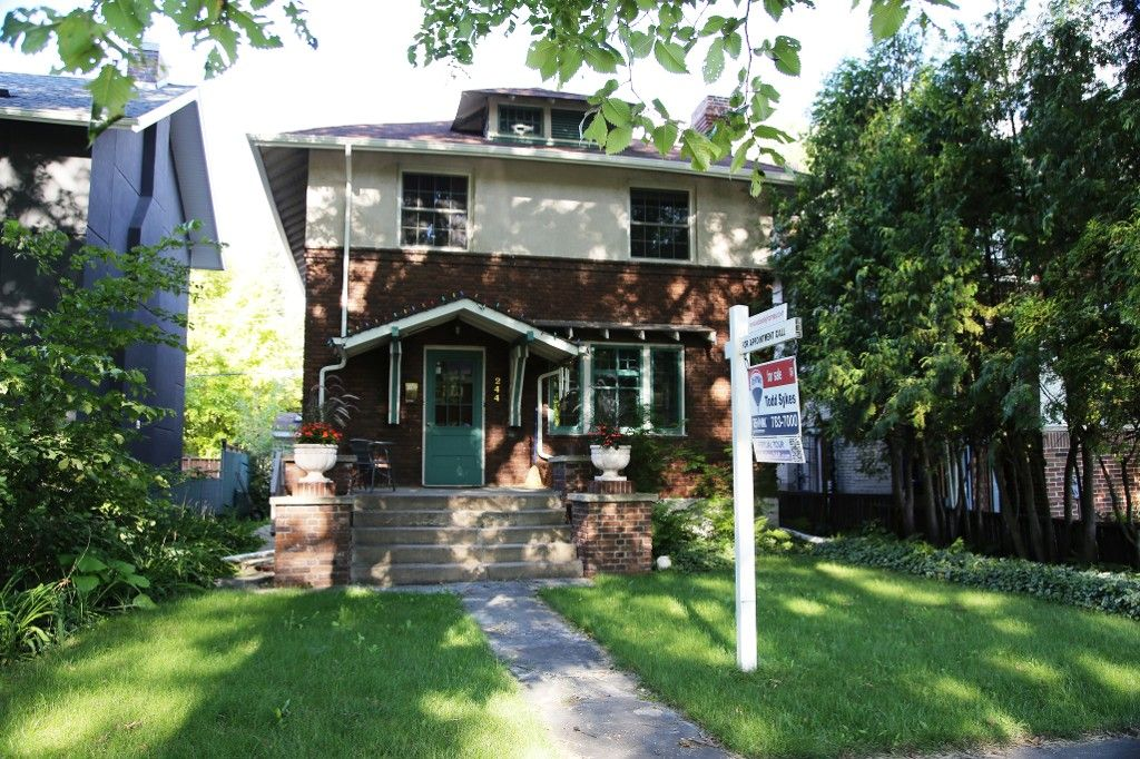 Welcome to 244 Garfield St. in Wolseley