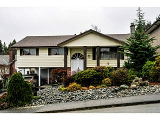 Photo 1: 5541 BROOKDALE CT in Burnaby: Parkcrest House for sale (Burnaby North)  : MLS®# V1102592
