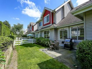 """Photo 9: 12 16995 64TH Avenue in Surrey: Cloverdale BC Townhouse for sale in """"The Lexington"""" (Cloverdale)  : MLS®# F1314303"""