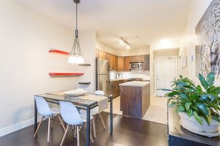 """Photo 5: 105 3895 SANDELL Street in Burnaby: Central Park BS Condo for sale in """"CLARKE HOUSE"""" (Burnaby South)  : MLS®# R2233846"""