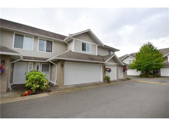 Main Photo: 16 1370 RIVERWOOD Gate in Port Coquitlam: Riverwood Condo for sale : MLS®# V960252