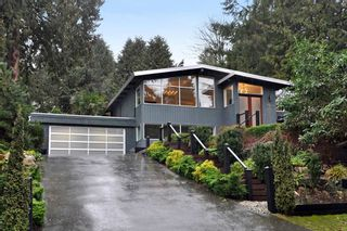 Photo 1: 5574 GALLAGHER Place in West Vancouver: Eagle Harbour House for sale : MLS®# R2139438