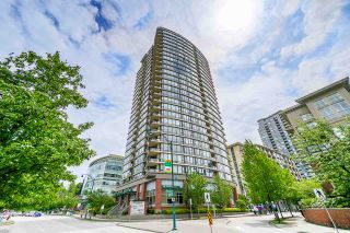 "Photo 1: 605 110 BREW Street in Port Moody: Port Moody Centre Condo for sale in ""ARIA 1"" : MLS®# R2370460"