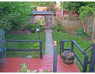 Photo 10: 4780 DUNBAR Street in Vancouver: Dunbar House for sale (Vancouver West)  : MLS®# V655228