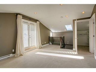 """Photo 10: 1 1624 GRANT Street in Vancouver: Grandview VE Townhouse for sale in """"GRANTS PLACE"""" (Vancouver East)  : MLS®# V1046767"""