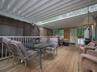 "Photo 16: 8 2306 198 Street in Langley: Brookswood Langley Manufactured Home for sale in ""Cedar Lane Park"" : MLS®# R2237206"