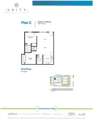 """Photo 6: 25 1419 MCCALLUM Road in Abbotsford: Poplar Townhouse for sale in """"Unity"""" : MLS®# R2580092"""