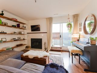 Photo 1: 104 2333 ETON Street in Vancouver: Hastings Condo for sale (Vancouver East)  : MLS®# R2083404