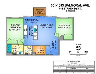 Photo 16: 301 1683 Balmoral Ave in : CV Comox (Town of) Condo for sale (Comox Valley)  : MLS®# 875640