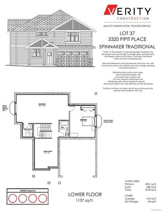 Photo 4: 3320 Pipit Pl in : Co Royal Bay House for sale (Colwood)  : MLS®# 883651