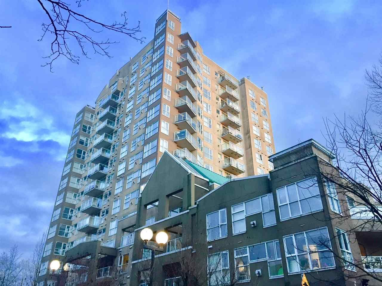 """Main Photo: 903 9830 WHALLEY Boulevard in Surrey: Whalley Condo for sale in """"KING GEORGE PARK"""" (North Surrey)  : MLS®# R2237464"""