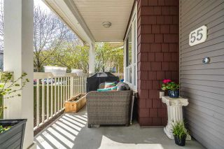 """Photo 3: 55 5999 ANDREWS Road in Richmond: Steveston South Townhouse for sale in """"RIVER WIND"""" : MLS®# R2571420"""