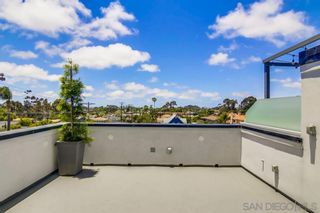 Photo 60: HILLCREST Townhouse for sale : 3 bedrooms : 160 W W Robinson Ave in San Diego