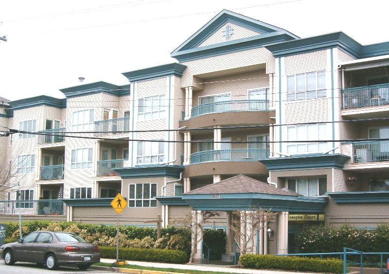 """Main Photo: # 108 - 20727 Douglas Crescent in Langley: Condo for sale in """"Joseph's Court"""" : MLS®# F9415916"""