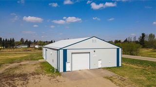 Photo 1: 255 Anson Street in Carberry: Industrial / Commercial / Investment for sale (R36 - Beautiful Plains)  : MLS®# 202113208