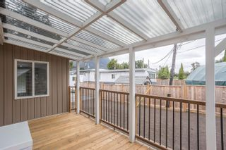 """Photo 27: 4 8953 SHOOK Road in Mission: Hatzic Manufactured Home for sale in """"KOSTER MHP"""" : MLS®# R2613582"""