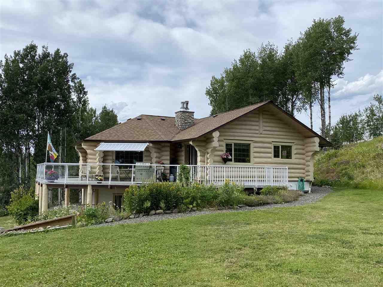 Main Photo: 7947 VIEWLAND Road in Bridge Lake: Bridge Lake/Sheridan Lake House for sale (100 Mile House (Zone 10))  : MLS®# R2537222