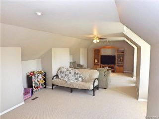 Photo 15: 9 ROBIN Road in Tache Rm: R05 Residential for sale : MLS®# 1730777