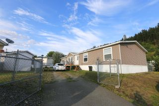 Main Photo: 42 4510 Power Road in Barriere: BA Manufactured Home for sale (NE)  : MLS®# 153014