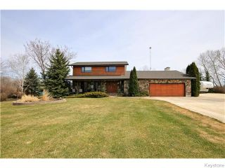 Photo 1: 1145 Schapansky Road in Ile Des Chenes: Residential for sale : MLS®# 1610449
