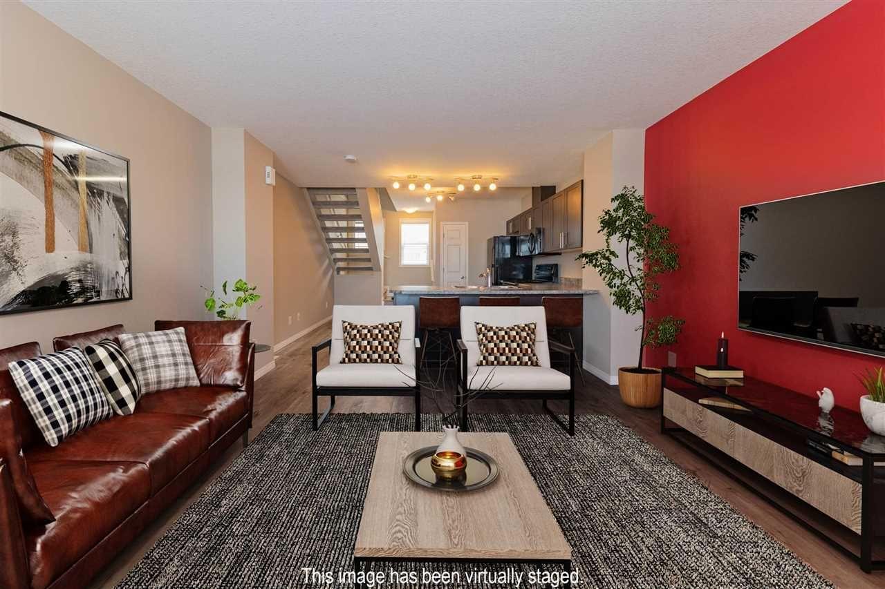 Main Photo: 54 2051 TOWNE CENTRE Boulevard in Edmonton: Zone 14 Townhouse for sale : MLS®# E4228864