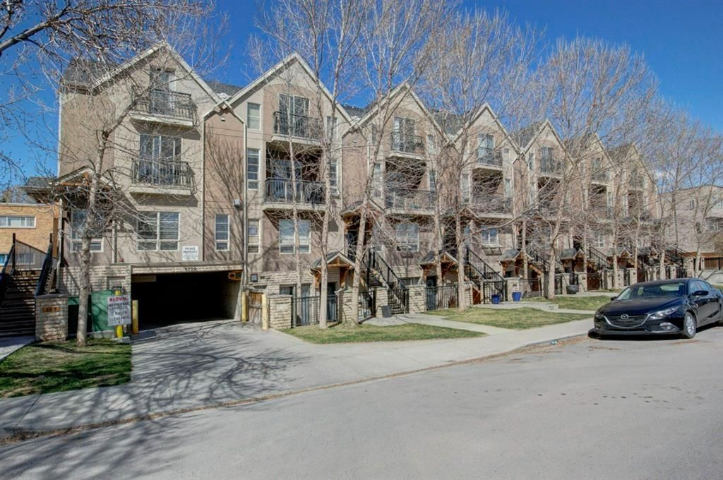 Main Photo: 102 1728 35 Avenue SW in Calgary: Altadore Row/Townhouse for sale : MLS®# A1101740