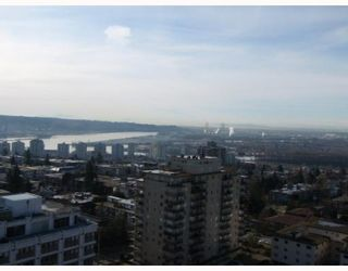 Photo 1: # 1808 615 BELMONT ST in New Westminster: Condo for sale : MLS®# V752808